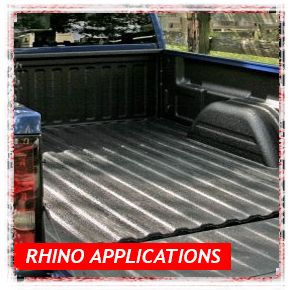 rhino linings of lubbock - the exclusive distributor for lubbock